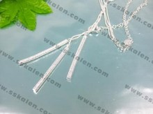 High quality factory direct sale 529 silver necklace jewelry