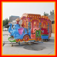 New model amusement amusement rides road train