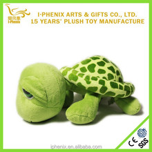 Custom sea animal big eyes turtle toy stuffed plush toy turtle