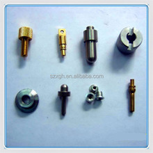 chrome plating cnc turning parts for automatic production line products, automatic lathe parts