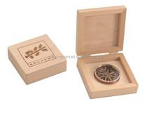 Hot selling novelty custom Wood Box Compass