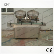 CE&ISO&GMP Approved SPT Double Head Tablet Counter Machine