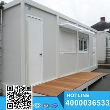 Yuke New Design Flat Pack Container House Kiosk for Sale