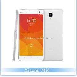 Xiaomi Mi4 M4 Mi 4 Quad Core Qualcomm Snapdragon 801 2.5GHz XIAOMI MI4 Mobile Phone 4G 3G CDMA GSM DUAL SIM Mobile Phone