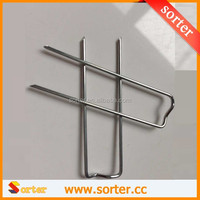Hot Selling High Quality Turf U Shape Safety Pins For Artificial Grass