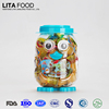 Private label toy candy pudding jelly mini fruit jelly dessert