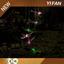 As Customized garden wind spinners light