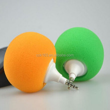 Manufacture portable mini speaker, New perfect sound mini speaker, mini ballon speaker for mobilephone