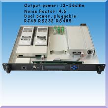 High Power 1550nm Edfa Amplificateur Fibre Optique