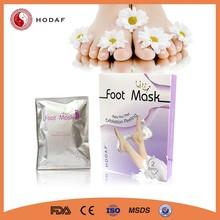 New 1 Pair Remove Dead Skin Baby Foot Peeling Renewal Feet Mask Cuticle Heel