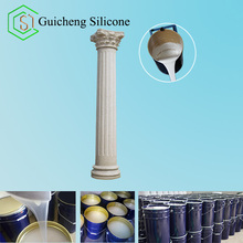 Molding silicone rubber for large size plaster statues molds