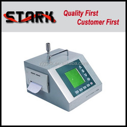 PPC300 portable air particle counter in clean room