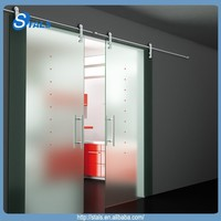 Stals Interior large frameless glass sliding doors