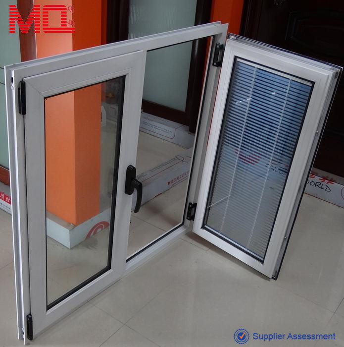 Http Gzmingqi En Alibaba Com Product 60184572519 213009126 Upvc Windows With Built In Blinds Html