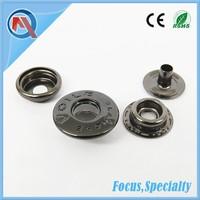 Press Metal Decorative Snap Fastener For Apparel