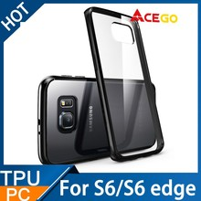 Full protective mobile phone bumper for Samsung Galaxy s6 cover
