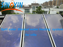 Flat plate solar thermal collector , SRCC, SK