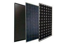 best price mono solar panels 100watts made by china