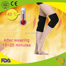 High quality older gift magnetotherapy self-heating far infrared knee pad