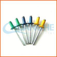China Manufacturer smooth surface blind rivet