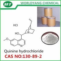 Quinine hydrochloride 130-89-2