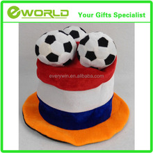 Most popular adults party soccer top hat