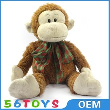 hot sale plush toys for girl and boy,plush cute monkey