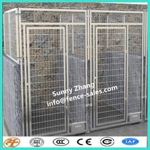 galvanized welded portable laurel view dog kennels