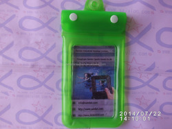 CHEAP pvc waterproof bag / waterproof cell phone /mobile bag
