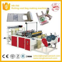 Machine manufacturers rolling shopping bag making machine price