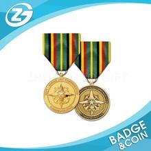 Factory Price Custom Commemorative Metal Enamel Medal