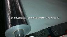 Aislante térmico de tela laminada en una cara FPE100