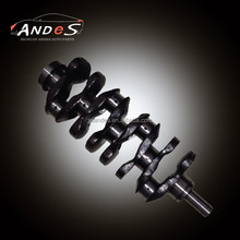 billet Steel customized crankshaft For perkins 1104 crankshaft