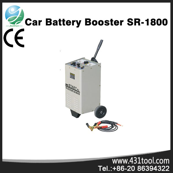 Charging car battery with portable charger 10000mah