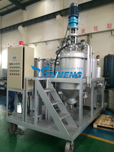 20 Year Experiences Waste Tire Pyrolysis Oil Refining Machine