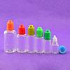 2015hot sale transparent 20ml plastik /plastico botol for e cigarette oil /cosmetic,pet botol plastik transparent with caps.