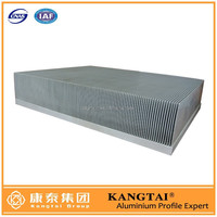Extruded Aluminum Profile aluminium heatsink Extruded Profile Welding Powder Coating