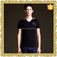 Super quality all over print OEM made in china shopping t shirt design men