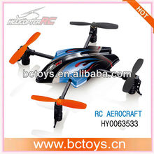 2.4Ghz 4ch rc 4 rotor helicopter quad Radio Control Vehicles quadcopter gps HY0063533