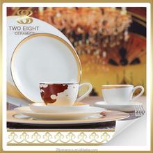 Wholesale germany dinnerware sets porcelain, royal bone china arcopal dinner set