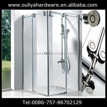 New design Glass sliding shower enclosure