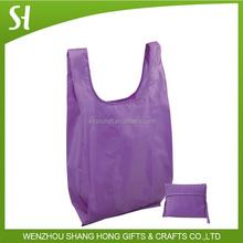 wholesale pouch nylon shopping bags folding bag shopping/fold tote bag