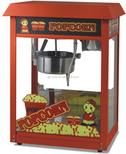 HOP-6B electric automatic popcorn maker for snack