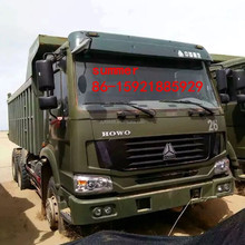 used chinese dump truck for sale in china, 6x4 trucks