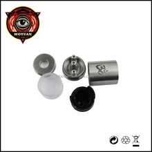 Hot New Products for 2015 Stainless Steel 1:1 Clone Turbo RDA with Adjustable Airflow Holes from Moyuan