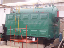 single drum fire tube coal fired steam boiler for textile, hotel, cooking