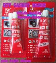 clear transparent silicone rubber adhesive RTV silicone sealant for auto spare parts