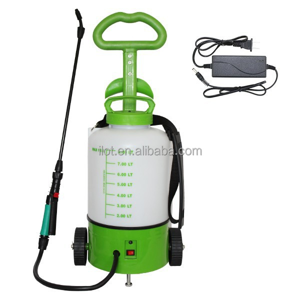 Taizhou Ilot 8l Electric Knapsack Power Sprayer For Home