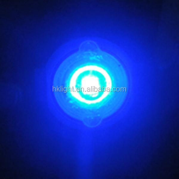 factory price epistar bridgelux 3 watt royal blue high power led