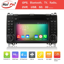 Built-in Car Mobile CD/DVD Player HuiFei Car Stereo For Benz B-class W245 (2004-2012) Quad-core 16GB